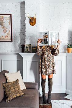 Living Room Interior Inspo - Wells at Home - @laurenswells Lauren Wells #wellsathome