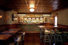 1886 Bar at The Raymond, Pasadena, CA
