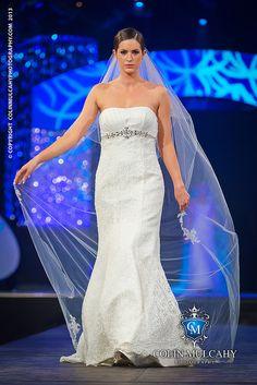 Finesse Bridal Wear - Rose of Tralee Fashion Show 2013 The Rose Of Tralee, Strapless Dress Formal, Formal Dresses, Wedding Dresses, International Festival, Model Agency, Ireland, Fashion Show, Hotels