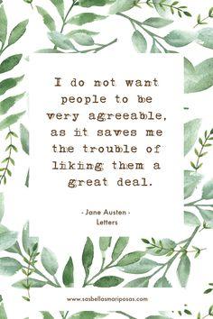 Jane Austen - Lettere