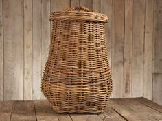 Round Laundry Basket with Lid -GT