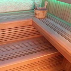 SAUNA AG-M1241A *HARVIA* :: Hidromassagem Saunas, Stairs, Outdoor, Home Decor, Roy Wood, Red Cedar, Cedar Trees, Home, Outdoors