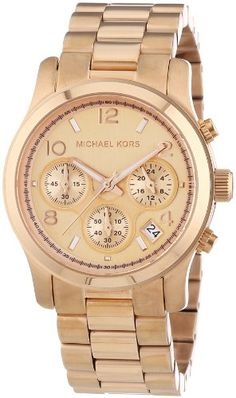 Michael Kors Watch Women's Rose Gold Plated Stainless Steel Bracelet MK5128 Michael Kors http://www.amazon.com/dp/B0044TOHUM/ref=cm_sw_r_pi_dp_7TaOtb1N6P6EMPX5