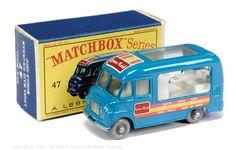 1963 - 47B - Commer Ice-cream Canteen