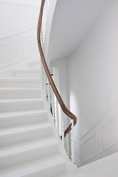 New Exterior Stairs Architecture Entrance Stairways Ideas Entry Stairs, Exterior Stairs, Entry Hallway, House Paint Exterior, House Stairs, Interior Exterior, Wood Stairs, Foyers, Painted Brick Ranch