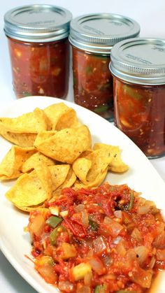Tomato Onion PINEAPPLE Relish New Orleans Cajun Style - Small Batch Canning... It's always TOMATO SEASON, but when you can make this with fresh tomatoes you are in Cajun Heaven!  Delicious blend of spices and fresh produce.  Canned easily to last 3-4 months in the fridge or a water bath will keep you eating fresh produce all winter long!
