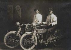 William Harley & Arthtur Davidson