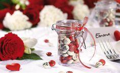 Le pot Tradition de SOLIA est disponible en accessoire sur le site web M&M's. Une alternative ludique et moderne aux classiques dragées. Pensez-y pour votre mariage !