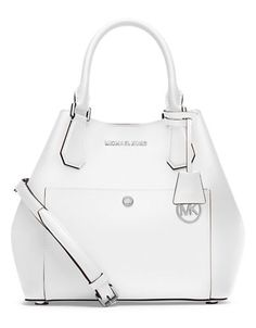 Michael Michael Kors Greenwich Leather Grab Bag