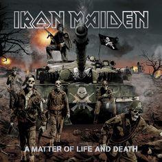 A Matter Of Life & Death [Vinyl LP] - Iron Maiden