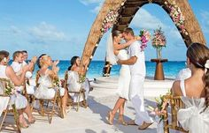 top all inclusive caribbean wedding resorts
