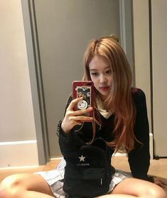 Black Pink Yes Please – BlackPink, the greatest Kpop girl group ever! K Pop, South Korean Girls, Korean Girl Groups, Blackpink Members, Black Pink, Rose Park, 1 Rose, Kim Jisoo, Blackpink Photos