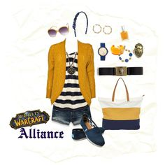 Great outfit for Mountaineer tailgating!