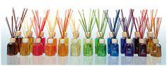 Nuestra gama de mikados para todos los gustos, todos los estados de ánimo, para que aciertes siempre. Más que aromas, sensaciones.  /// www.ambientair.es /// #aromas #ambientair #hogar #deco #difusordearoma #fragancia #ambiente #vela #difusor #humidificador #perfume #spray #difusordevarillas #mikado