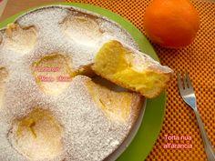torta nua all'arancia