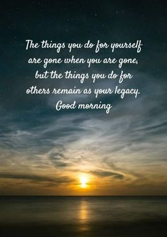 110 Good Morning Quotes, Sayings, Pictures and Images for Facebook