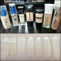 Image result for best foundation pale skin