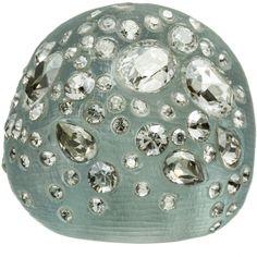Alexis Bittar Teatro Moderne Diamond Dust Ring ($245) ❤ liked on Polyvore