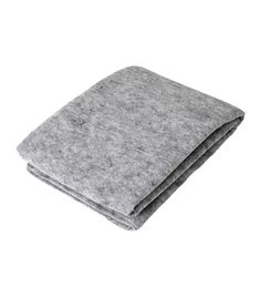 """IKEA Båring Rug Underlay ($15) """"Okay, so call me crazy, but does this rug pad not look like a felted wool rug?"""" Calderone says. """"I love to get crafty and use items for alternate uses, and I would argue that this pad can look incredibly chic with its melange of gray tones as an actual rug."""""""