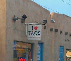 Taos--I WILL be back some day.