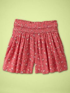 Mie From Sewing Like Mad: Culottes Shorts Pattern Hack !