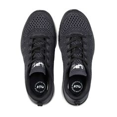 TechLoom Pro Black/Metallic Silver Running Shoes - Athletic Propulsion Labs APL