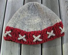 Hand Knitted Things: knitting patterns