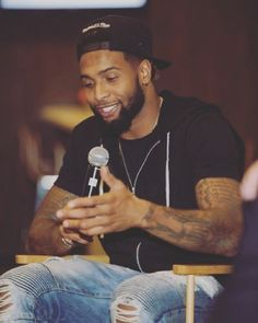 Image result for odell beckham who you with