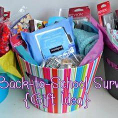Back To School Survival Kit for Mom - pinnere Mom Survival Kit, School Survival Kits, School Kit, Survival Essentials, Back To School Hacks For Teens, Diy Back To School, First Day Of School, Teacher Emergency Kit, Emergency Kit For Girls