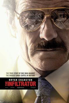 The Infiltrator - Movie Posters