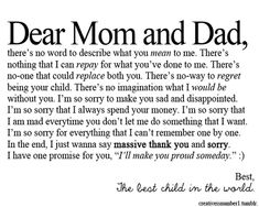 thank you mom quotes from daughter - Google Search | Inspiring ...