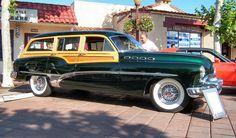 Early 50s Buick Wagon