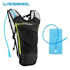 39ec4cad787e ROSWHEEL Cycling Water Bag Biycle Hydration Water Backpack MTB Outdoor  Hiking Climbing Backpack Water Bag Bicycle