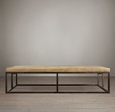 5 Ideas For A Do-It-Yourself Coffee Table, Let's Do It! #coffeetable