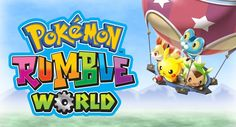 Pokemon Rumble World Rom - 3DS CIA Download (EUR) - http://www.ziperto.com/pokemon-rumble-world-rom/