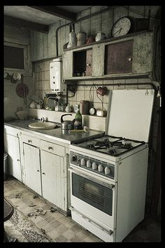 Forgotten Kitchen