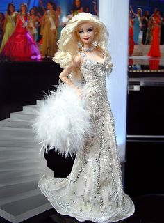 OOAK Barbie NiniMomo's Miss USA 2010