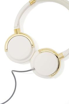 gold bar headphones