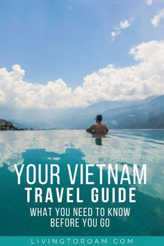 From Hanoi to Ho Chi Minh City, Vietnam is packed full of adventure, incredible food and amazing people. It has over 3000km of coastline and beautiful beaches, mountain treks alongside stunning rice fields and everything in between. We think Vietnam could be the best country to visit in Southeast Asia, how about you? | Vietnam Travel Guide | Living to Roam