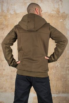 BLACK FRIDAY     Military Jacket or Star Wars Cyberpunk Jacket with super soft Polar Fleece. The perfect Motorcycle Jacket for Festival Clothing or for Burning Men  If you want to have a really cool Fleece Jacket the NiPol Jacket is the one. The inside is so soft you will feel like in heaven. The Festival Clothing, Festival Outfits, Festival Fashion, Alternative Men, Alternative Fashion, Motorcycle Jacket, Military Jacket, Jedi Outfit, Little Designs