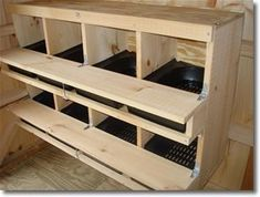 Image detail for -... Chicken Coop – The Nesting Boxes | How to Build a Chicken Coop