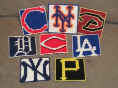Plastic Canvas Pattern chicago Cubs   Chicago Cubs Logo Plastic Canvas Pattern   Joy Studio Design Gallery ...