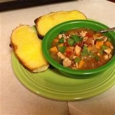 Sweet and Spicy Soup with Black-Eyed Peas and Sweet Potato - Allrecipes.com