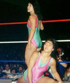 The Jumping Bomb Angels (Noriyo Tateno and Itsuki Yamazaki) held the WWF Women's Tag Team Championship for 136 days.