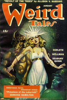 weird tales margaret brundage - Google Search