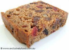 Boiled fruit cake recipe womens weekly