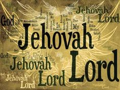 SONG 138, JEHOVAH IS YOUR NAME