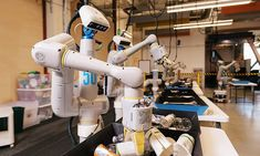 Alphabet's Everyday Robot Project aims at teaching robots how to help us in our everyday lives. Continue reading Alphabet's X showed garbage sorting robots on Inceptive Mind.
