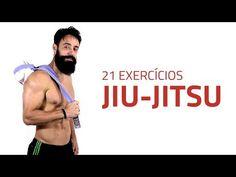 21 Exercícios de Preparação para o Jiu-Jitsu   Sérgio Bertoluci - X21 - YouTube