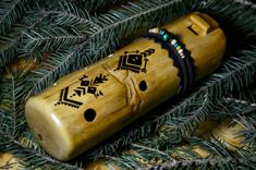 Wooden ocarina by Che Flutes